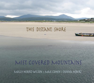 This Distant Shore CD - Mist Covered Mountains - DOWNLOAD