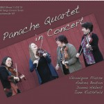 Panache Quartet in Concert - VIDEO
