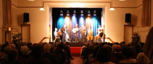 Chanterelle & The Beaudoin Legacy at the Blackstone River Theatre, RI