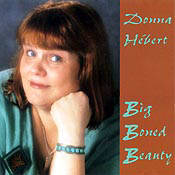Big Boned Beauty CD - Donna Hébert - DOWNLOAD