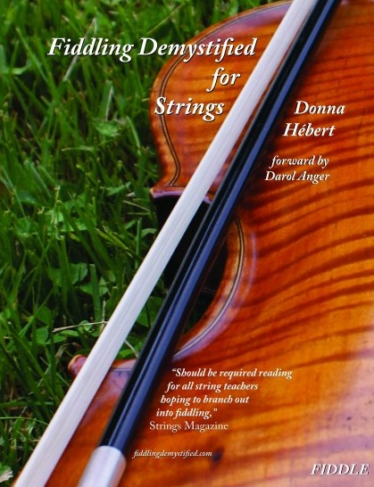 Fiddling Demystified - viola edition - DOWNLOAD